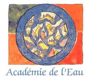 LOGO Académie de l'Eau en couleur HD