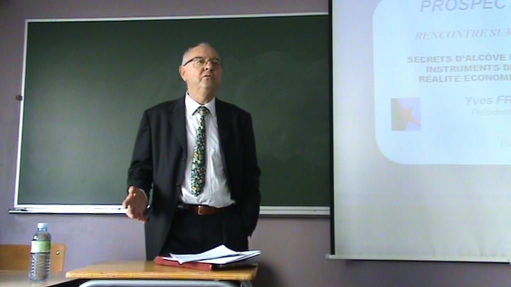 Yves Franchet 1/5; Yves Franchet 2/5; Yves Franchet 3/5; Yves Franchet 4/5; Yves Franchet 5/5