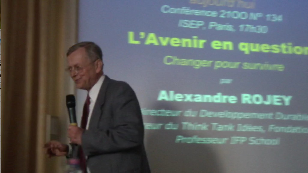 Alexandre Rojey