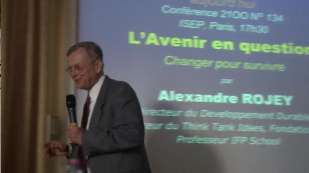 Alexandre Rojey