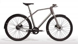Vélo fabriqué en impression 3D