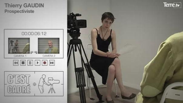 Prospective 2100, qu'est-ce que c'est ? en 4 minutes avec Thierry Gaudin sur Terre.tv