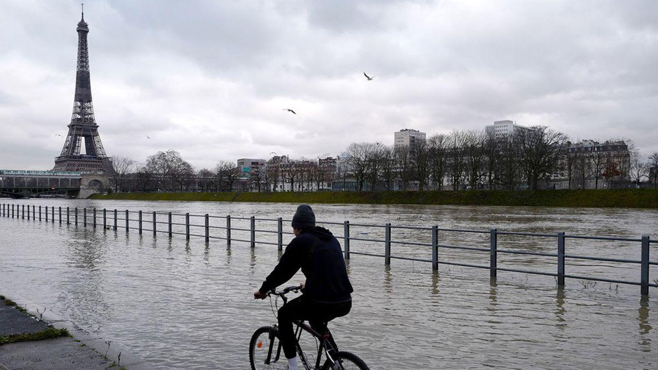 Entete web - Photo par Ludovic MARIN / AFP